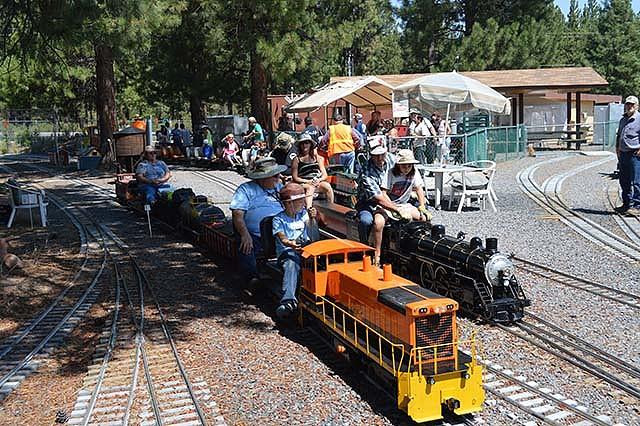 Train Mountain Railroad